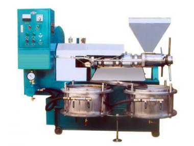 6YL-130新型螺旋榨油机