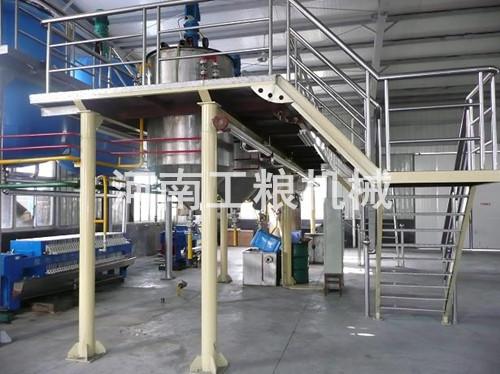 玉米油精炼设备