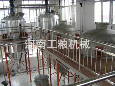 动物油精炼设备